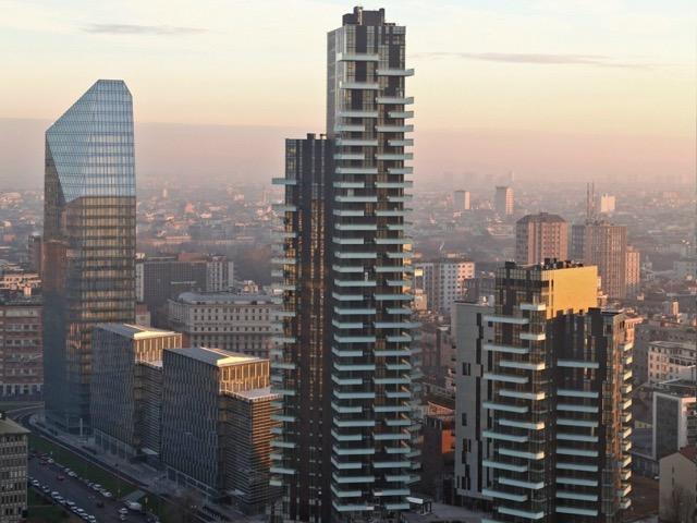 Grattacieli Porta Nuova